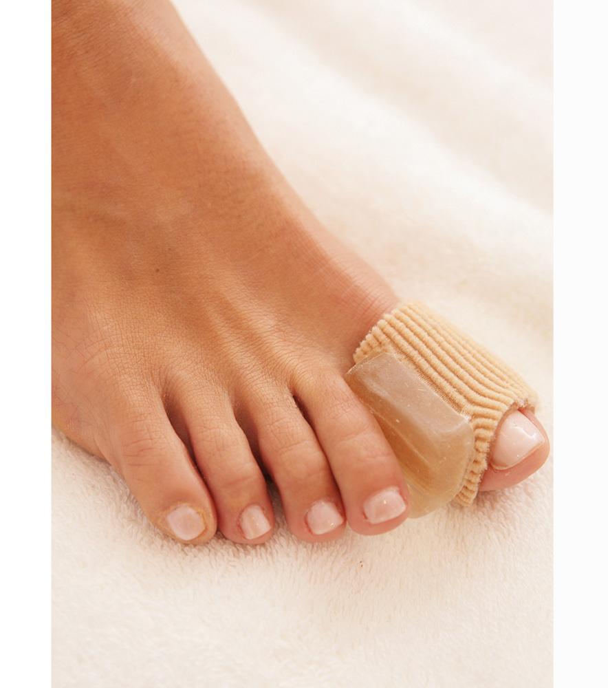 dedos de los pies gran botín