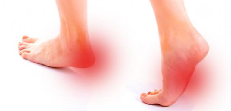 Resultado de imagen de dolor de pies