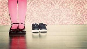 zapatos heredados